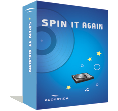 Buy Spin-It-Again - Transfer any LP to CD or cassette tape to CD!